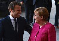 """Меркель та Макрон захотіли просунути """"стагнуючий"""" процес по Донбасу, способом, """"який задовольнить Україну"""""""