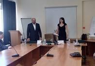 "Борислав Розенблат передав перинатальному центру препарат ""Наталіс-Гель"" на мільйон гривень"