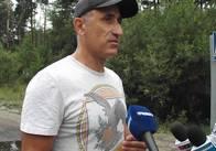 Активісту житомирського Автомайдану залили червоною та чорною фарбами приміщення. Додано фото
