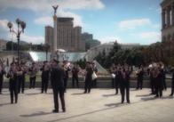 Житомирські поліцейські завтра змагатимуться у конкурсі оркестрів та разом з іншими встановлять рекорд