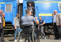 Укрзалізниця з початку року облаштувала 16 кімнат для людей з особливими потребами. На Житомирщині створено кімнату гігієни