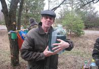 Як житомирські журналісти у народицькому держлісгоспі ліс садили