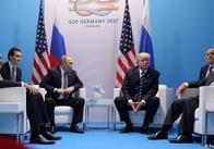 Трамп і Путін: скоро нові кращі друзі? Саміт G20 у п'ятницю перетворився на саміт G2