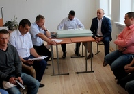 Володимир Ширма поїхав в ОТГ й пояснив, як правильно заробляти гроші