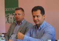 Голова політради УКРОПу Тарас Батенко: «На Житомирщині УКРОП представляє дієва команда, яка налаштована на вирішення проблем регіону»
