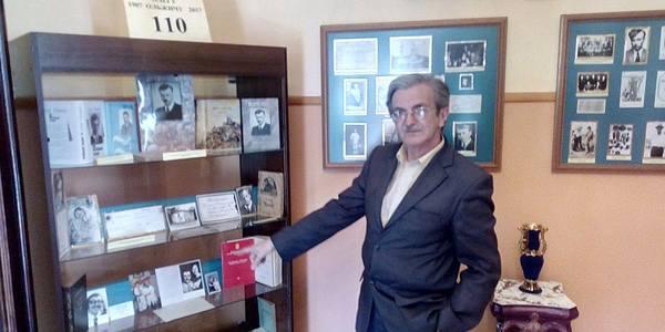 У Житомирі відкрилась і до кінця року триватиме виставка присвячена Олегу Ольжичу