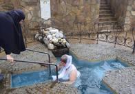 Дружини та матері загиблих воїнів АТО молилися в Кип'ячому