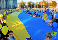 Жителі трьох східних міст відзначають третю річницю звільнення від російських окупантів