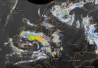 Сьогодні у Житомирській області дощитиме через циклон з Польщі