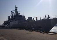 До Одеси прибули два кораблі НАТО. Фото