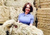 Ірина Костюшко та її «Зоря» планують побудувати на Житомирщині льонопереробний завод