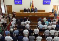 Житомирська обласна рада розпочала сесію