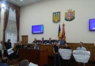 Депутати обласної ради не змогли відмінити своє рішення щодо узаконення захоплення землі Московським патріархатом
