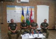 Пам'ятник українським воїнам у Житомирі має постати, коли ми поставимо крапку у цьому конфлікті, - генерал Забродський