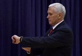 Підтримка Росією злодійських режимів та її дії в Україні неприйнятні, - віце-президент США