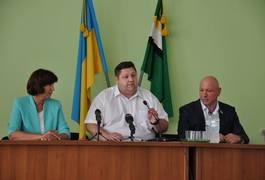 Житомирський губернатор новій очільниці Андрушівської ОДА: пріорітет - ОТГ та оренда землі і водних об'єктів