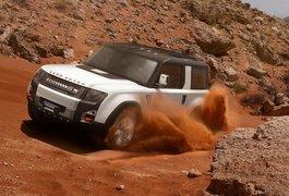 Яким буде новий Land Rover Defender