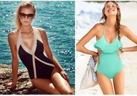 Оксамитовий сезон: декілька моделей купальників, які дозволять виглядати на декілька кіло стрункішою