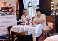 Журналісти втрачають довіру, - Клеменс Шелль у Житомирі