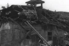 Житомир в перші дні війни. Рідкісна кінохроніка