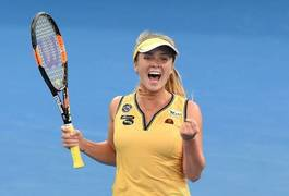 Українська тенісистка Світоліна обіграла екс-першу ракетку світу Вінус Вільямс