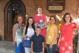 В Теретенії відкрили «Подорож у Королівство Муз» Ольги Дідківської