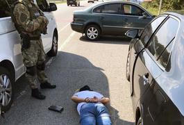 """У Житомирському районі затримали кримінального авторитета """"Зуріка"""". Фото"""