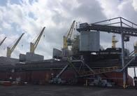 В Україну пішла перша партія вугілля з США