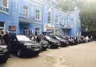 Житомирський рибоохоронний патруль отримав нову автівку