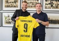 Офіційно: Ярмоленко перейшов в дортмундську Боруссію