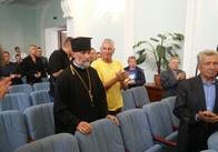 Священик став почесним громадянином Житомира