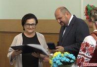Житомирським вчителям вручили відзнаки від Верховної Ради