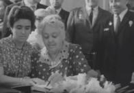 Знайдено кінохроніку про відкриття музею Корольова у Житомирі. Відео