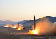 У відповідь КНДР: Південна Корея провела ракетні навчання, США зупинить торгівлю з усіма країнами, що співпрацюють з Пхеньяном