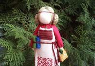 Житомирянок запрошують на майстер-класи з виготовлення ляльки-Рожаниці