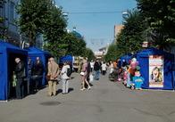 День туризму в Житомирі: на Михайлівській житомиряни оцінили туристичний потенціал області (фото)