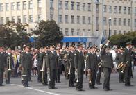 Визначили підприємця, який годуватиме учасників фестивалю військових духових оркестрів у День міста Житомира