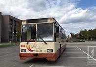 Тролейбус, що їздив з Кривого Рогу до Житомира і назад, потрапив до Книги рекордів України