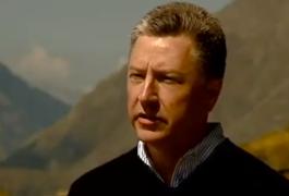 Курт Волкер порадив Порошенку дати можливість Саакашвілі вирішити своє питання в судовому порядку