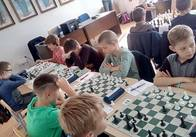 В недільній школі Свято-Михайлівського собору у Житомирі розпочався дитячий чемпіонат України з шахів. Фото