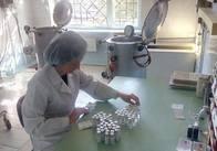 У Житомирі показали аптеку, яка сама виготовляє ліки. Фото. Оновлено