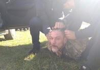 Поліція затримала провокаторів-злочинців, пов'язаних з Опоблоком. Фото