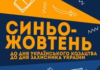 """До дня козацтва в юнацькій бібліотеці Житомира цілий місяць триватиме """"Синьо-жовтень"""""""