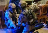 У Житомирі поліція разом із київським КОРДом затримали банду кавказців