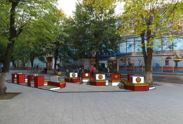 З'явились перші конкурсні роботи оновлення громадського простору у Житомирі. Фото