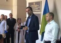 У Житомирі відкрили нову фітосанітарну лабораторію. Виправлено