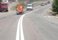На автодорогах Житомирської області відновлять 400 км розмітки