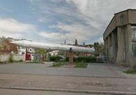 До кінця року біля житомирського музею космонавтики замінять плитку