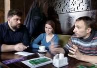 """Експерти """"Centre UA"""" привезли у Житомир """"Білу книгу"""" рівного доступу до політики"""