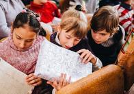 У Малині благодійний фонд втрете проводить збір новорічних подарунків для дітей з інтернатів